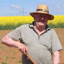 Erich, ein fränkischer Landwirt