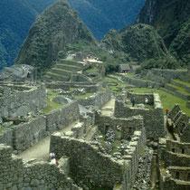 Peru - Anden - Machu Picchu