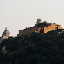 Papstresidenz Castel Gandolfo