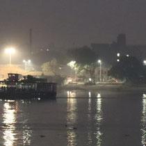 Nachts am Ganges