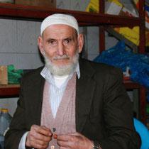 Arabischer Händler in Nazareth