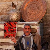 Händler in Jerusalem