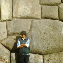 Eddy, der Peruaner