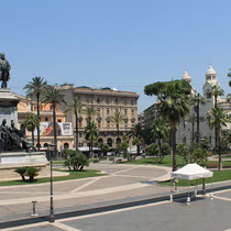 Piazza Cavour (hinter dem Justizpalast)