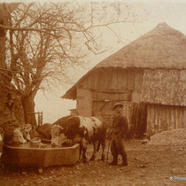 La Thuile entre 1893 et 1910