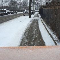 Schneebeseitigung