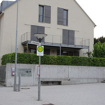 Bürgerhaus in Dangstetten v.Süden
