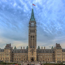 Parlament von Ottawa, Kanada, Foto: Thomas Schulter