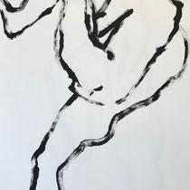 Tusche auf Papier 1  30x42cm