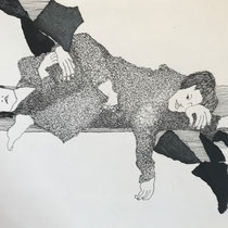 Fineliner Collage   29x42cm