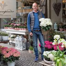 """Teilnehmer der Aktion """"Überlinger Gassen blühen auf"""" Flower Power: Hansjörg Schäfer"""