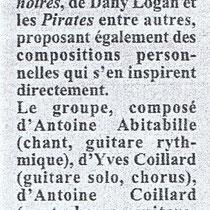 Les Vinyls - Reumaux - 18 Juillet 2004