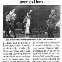 Le Républicain - 11 Février 2016 - Théâtre de la Vallée de L'Yerres de Brunoy