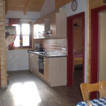 Küche - Ferienhaus