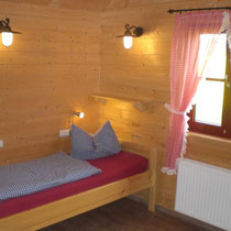 Zweibettzimmer - Ferienhaus
