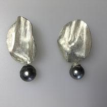 OHRSCHMUCK OHRRINGE Silber | Schmuckdesign aus Hamburg Blankenese | Blanka von Rohr Schmuck