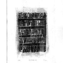 Récit - Linogravure