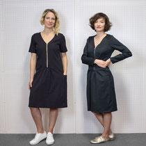 Schnittmuster Kleid Laura von Claire Massieu