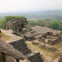 Ruinas en Chiapas