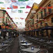 Plaza de los mariachis, Guadalajara
