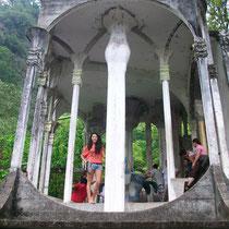 Jardín Escultórico Surrealista de Edward James