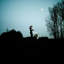 Shooting bei Einbruch der Nacht, ohne Blitz