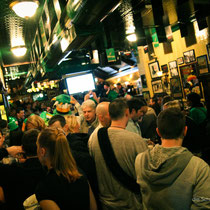 Party im Old Storehouse, Temple Bar