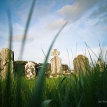 keltische Friedhöfe