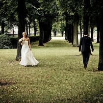 Hochzeitsreportage Aachener Weiher - die Schnappschützen