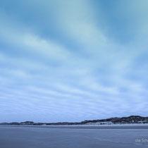 Wolkengebilde, die man eigentlich nicht fotografieren kann - der ganze 3D-Himmel war ein einziges Pattern