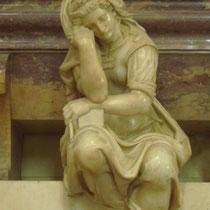Muse der Inspiration - Florenz