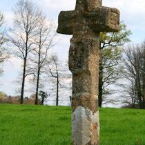 Croix de chemin - Les Trois Dieux - Champnétery