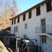 Le Moulin du Got - Le Pénitent (Saint-Léonard-de-Noblat)