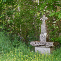 Croix de chemin - Saint-Bonnet-Briance