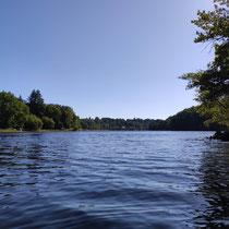 Lac de Sainte-Hélène - Bujaleuf