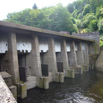Barrage de l'Artige - Saint-Denis-des-Murs