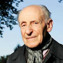 Georges-Emmanuel CLANCIER (1914-2018), poète, romancier, critique littéraire et journaliste limougeaud.