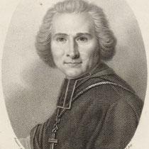 """L'Abbé Grégoire (1750-1831), évêque et homme politique français, l'une des figures emblématiques de la Révolution française à qui l'on doit la naissance du terme """"vandalisme"""" et donc les prémices de la notion de patrimoine."""