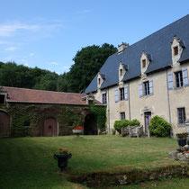 Château de la Font Macaire à Eymoutiers (propriété privée).
