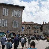 Visite Les maisons de Saint-Léonard-de-Noblat : lecture de l'architecture civile (maisons médiévales et du XVIIIe siècle)