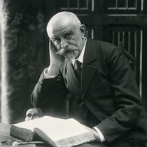 Joris-Karl HUYSMANS (1848-1907), écrivain et critique d'art français (c) André TAPONIER