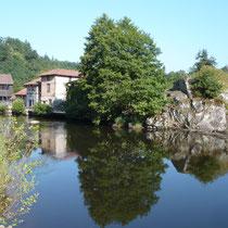 Les moulins de Noblat - Route de Limoges (Saint-Léonard-de-Noblat)