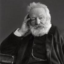 Victor HUGO (1802-1885), poète, dramaturge et dessinateur romantique français, considéré comme l'un des plus importants écrivains de la langue française.