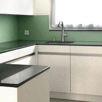 Küchenumbau mit Wasserhahnen – Reinach BL