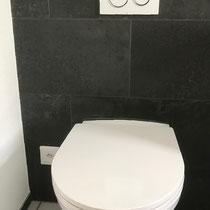 Badumbau mit Toilette in Aesch