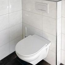 Toilette – Badumbau in Laufen