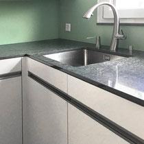 Küchenumbau mit Waschbecken – Reinach BL