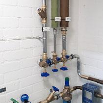 Wasserverteilung ersetzen – Binningen