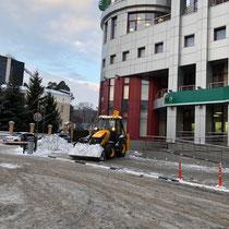 Вывоз снега в Одинцово и Одинцовском районе