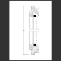 Neubau eines Einfachfensters mit Isolierglas, für denkmalgeschützte Häuser